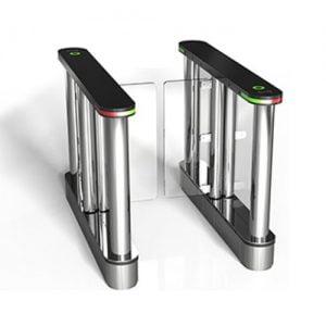 tansa-ltop501-glass-access-control-gate